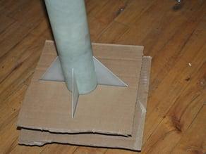 Model Rocket Fin Jig