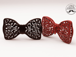 Fancy Bow Tie V1