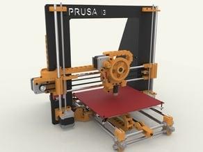 Prusa i3 IPI rework