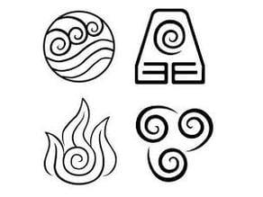 A:TLA Elemental symbols
