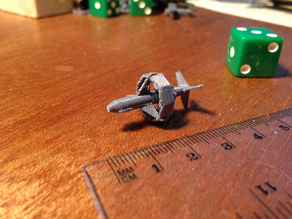 Heinkel Lerche for microarmor