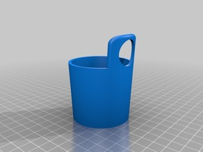 Cup holder coin cup