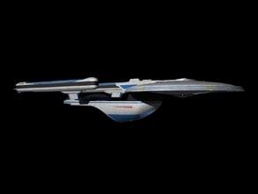 Star Trek - USS Excelsior NCC-2000