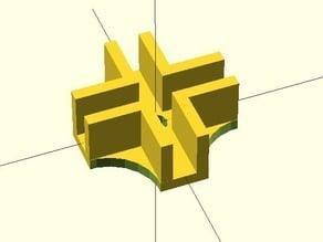 Quad Connector