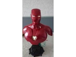 diffuseurs et réacteur pour Iron Man Mark 50 Bust - Avengers: Infinity War