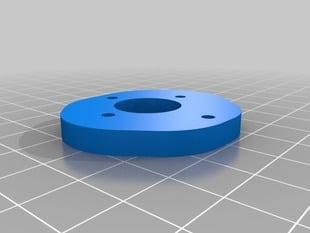 Insulator Retainer for MK4 Extruder