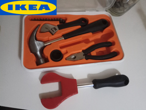 IKEA Fixa 35mm Wrench