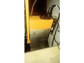 Flush Mount Power Supply Cover 12V 30A 360W