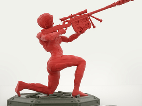 Special Ops Sniper = Code Name: Venom