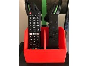 Small TV Remote Organizer