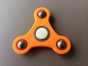3 Ball Fidget Spinner