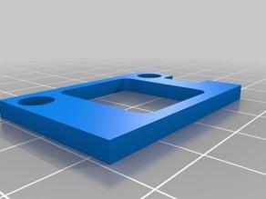 S800 Matek-HV vtx mounting plate