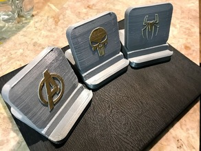 Marvel Phone Stands (Avengers, Thor, Ironman, Spiderman, and more)