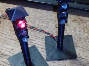 5mm LED  traffic light
