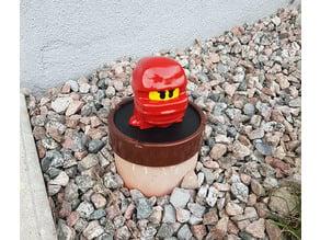 Lego Ninjago Drainage Pipe Cap