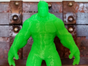 The Incredible Hulk (Ready to Print)