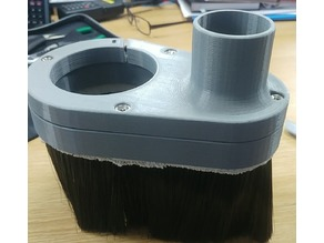 80mm spindle dust shoe