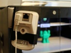 ZYYX Webcam Holder - Keeping an eye on your prints