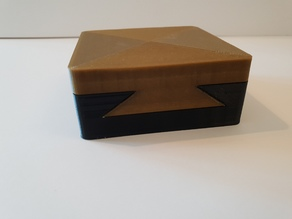 dovetail puzzle for money gift