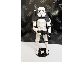 Imperial Black Series Stand