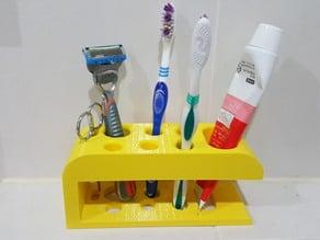 bathroom arranger(tooth brush holder)