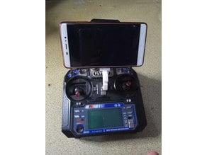 Just another phone holder For Flysky FS-i6 Transmitter