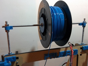 Spool Holder for Prusa i3 Printer
