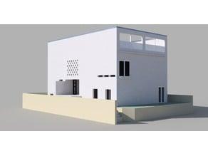 Bauhaus:  Ben Gurion Boulevard, Tel Aviv