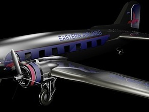 Douglas DC-3 Eastern Airlines
