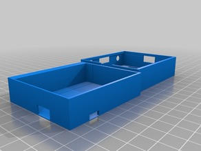 Raspberry Pi A+ Beta Case with 2.2 TFT Hat