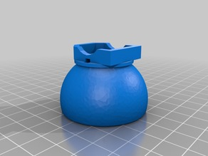 V1 - Squash ball vibration dampening for Prusa MK2/S