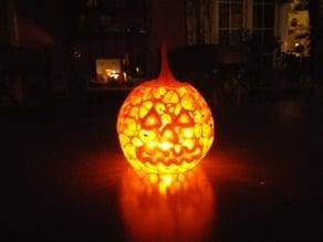 Halloween Pumpkin Jack-O-Lantern by Dizingof