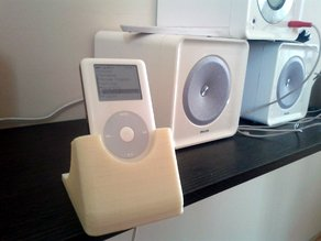iPod Classic Desktop Stand
