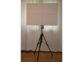 Canvas Screen Tripod mounting Adapter
