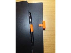 Pen holder for Rocketbook or similar notebook