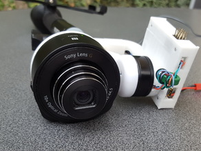2D Gimbal Stick for Sony DSC-QX10
