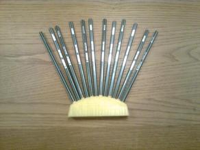 Pencil fan