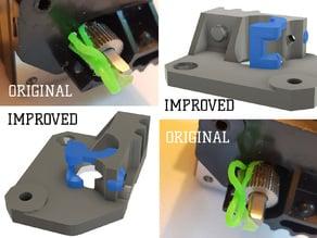 Much improved filament path - no escape!
