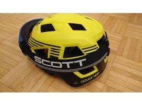 Ski Goggles Clip for 7iDP M5 Bike Helmet