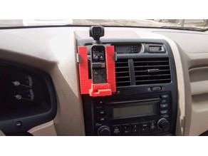 DJI Osmo Pocket Phone Mount Adapter Doodad
