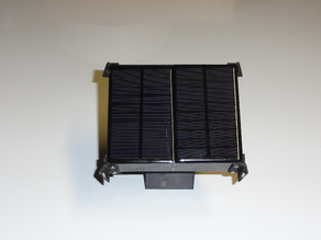 SOLAR TRACKER - TILT/PAN, PANEL FRAME, LDR MOUNTS RIG