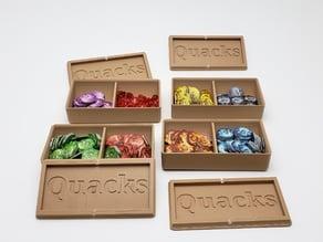 Quacks Of Quedlinburg token box