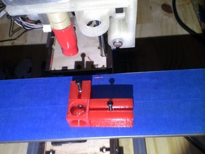 20mm Extrusion uses ONLY M3 hardware, screws and nuts