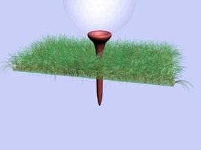 Golf Tee [DMcG]