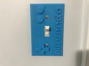 Nintendo Switchplate
