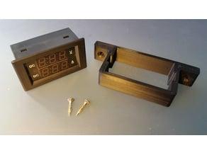 Frame for Ampere- / Voltmeter YB4835VA (D-Bot)