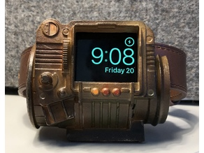 Pip Boy 3000 Apple Watch Charger