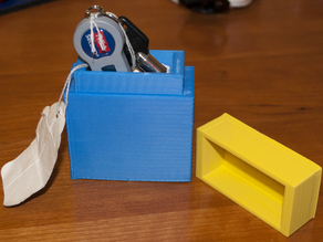 Sturdy small box for tiny objects.