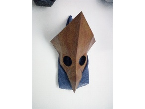 Garo's mask from Majoras mask 3D