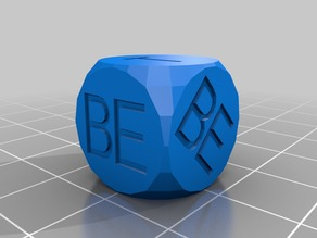 dice letters